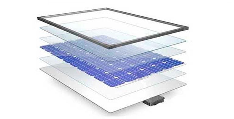 Cuáles son los componentes de los paneles solares?   Semiconductores